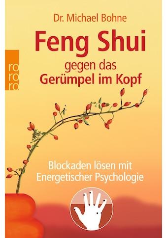 Buch »Feng Shui gegen das Gerümpel im Kopf / Michael Bohne, Marcus Zimmermann (deluzi,... kaufen
