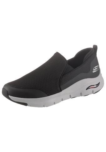 Skechers Slip-On Sneaker »ARCH FIT BANLIN«, mit Arch Fit-Ausstattung kaufen
