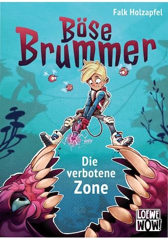 Buch »Böse Brummer - Die verbotene Zone / Falk Holzapfel, Falk Holzapfel« kaufen