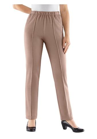 Classic Basics Hose in Jersey - Ripp - Qualität kaufen