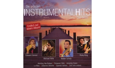 Musik-CD »Die Grössten Instrumental Hits / Various« kaufen