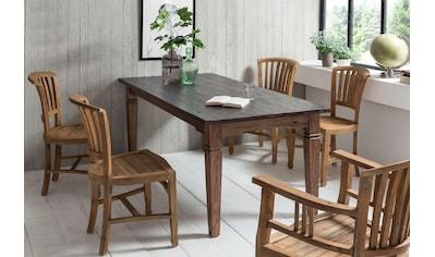 SIT Stuhl »Coral«, aus recyceltem Altholz kaufen