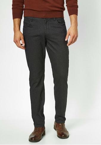 Redpoint Stoffhose »Milton«, super Stretch 5-Pocket Wool Look kaufen