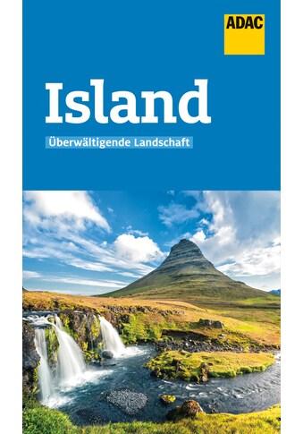 Buch »ADAC Reiseführer Island / Bernd Bierbaum« kaufen