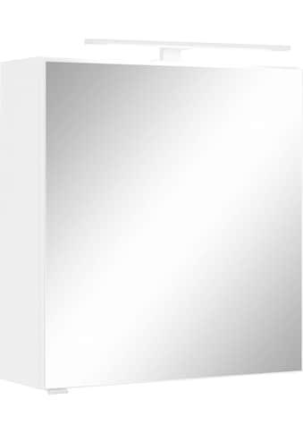 HELD MÖBEL Spiegelschrank »Motiv«, mit LED Beleuchtung kaufen