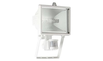 Brilliant Leuchten Tanko Außenwandstrahler 25cm Bewegungsmelder weiß kaufen