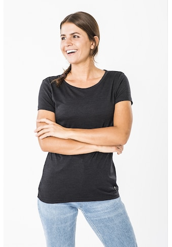 SUPER.NATURAL T-Shirt »W EVERYDAY TEE«, perfekter Merino-Materialmix kaufen