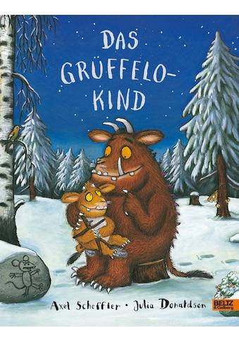 Buch Das Grüffelokind / Axel Scheffler; Julia Donaldson; Monika Osberghaus; Axel Scheffler; Macmillan Children's Books kaufen