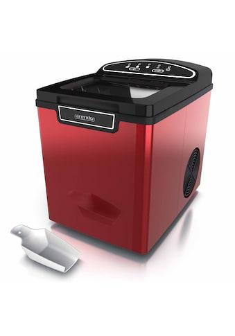 Arendo Eiswürfelmaschine »Eiswürfelbereiter - 9 Eiswürfel in 8 Minuten«, 105 W – 1,8 Liter kaufen