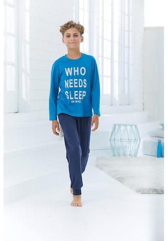 Pyjama, mit witzigem Spruch kaufen