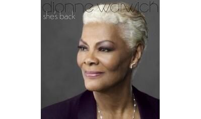 Musik-CD »She's Back / Warwick,Dionne« kaufen