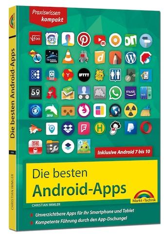 Buch »Die besten Android Apps: Für dein Smartphone und Tablet - aktuell zu Android 7,... kaufen