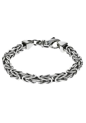 Firetti Silberarmband »in Königskettengliederung 4-kant, 6,0 mm breit«, Made in Germany kaufen