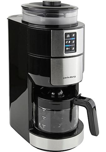 Privileg Kaffeemaschine mit Mahlwerk für 6 Tassen kaufen