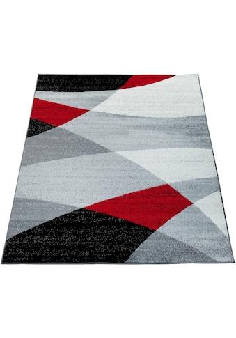 Paco Home Teppich »Fiesta 110«, rechteckig, 12 mm Höhe, Kurzflor, Designer Teppich,... kaufen