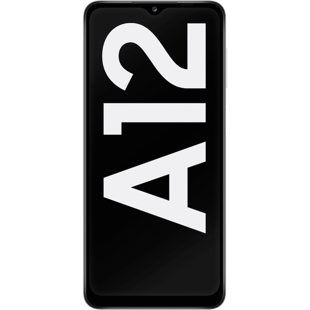 "Samsung Smartphone »Galaxy A12«, (16,55 cm/6,5 "", 64 GB, 48 MP Kamera)"