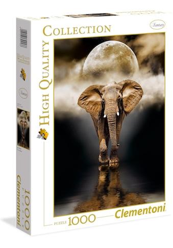 """Clementoni® Puzzle """"Der Elefant"""" kaufen"""