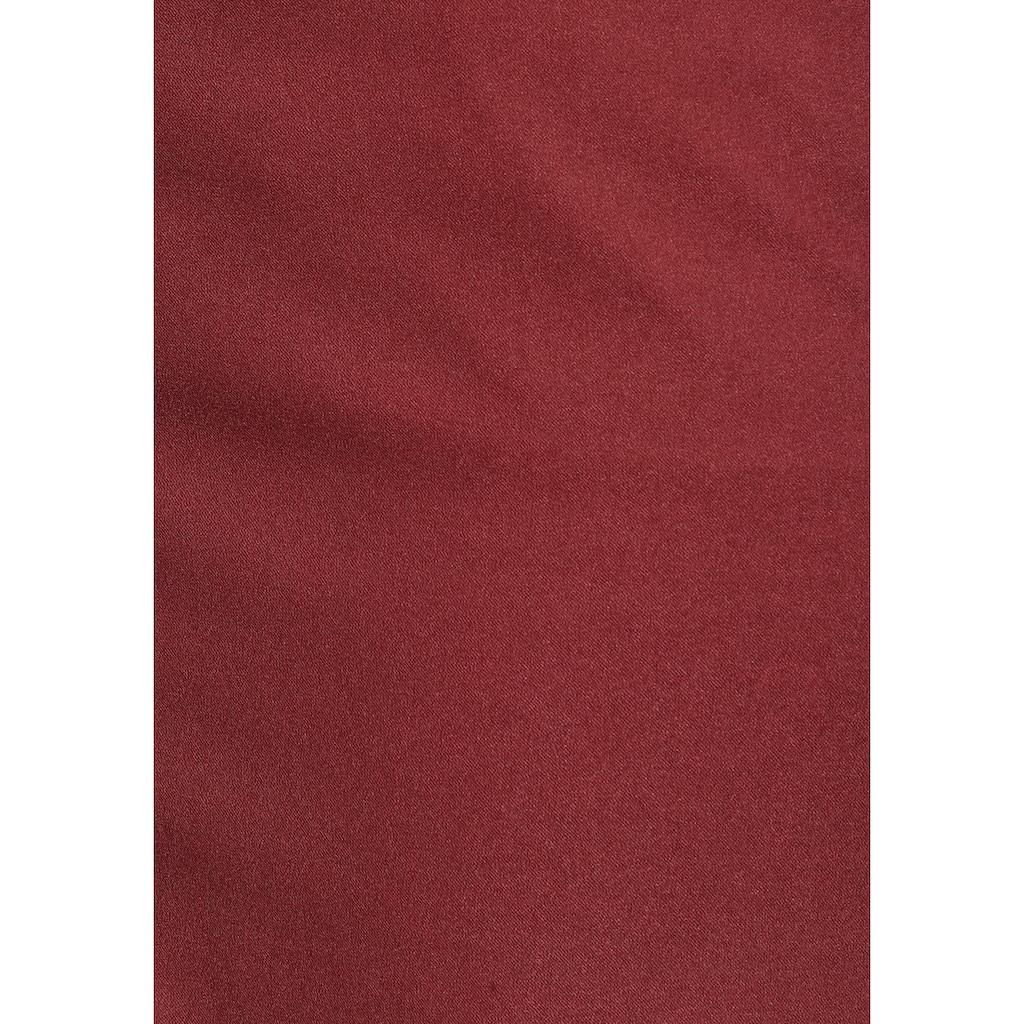 Boysen's Webrock, mit dekorativem Knopfdetail