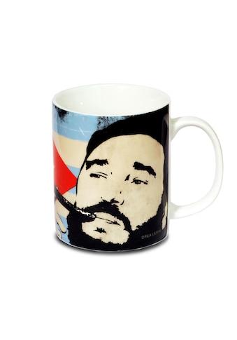 LOGOSHIRT Tasse mit Flaggenhintergrund kaufen