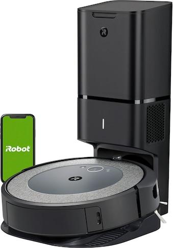 iRobot Saugroboter »Roomba® i3+ (i3558) WLAN-fähiger Saugroboter mit automatischer... kaufen
