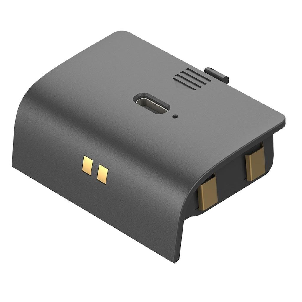 DELTACO Akku »Xbox Series X Akku-Pack«, für Controller, 700 mAh, USB-C, 5V / 0,5A