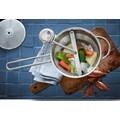 WMF Passiersieb »Gourmet«, (4 St.), mit 3 Siebeinsätzen