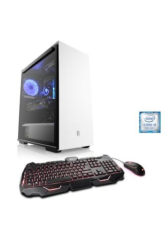 CSL »HydroX T9181 Wasserkühlung« Gaming - PC (Intel®, Core i9, RTX 2070, Wasserkühlung) kaufen