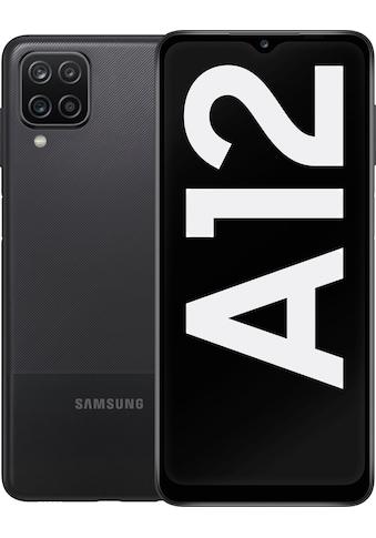 """Samsung Smartphone »Galaxy A12«, (16,55 cm/6,5 """", 64 GB, 48 MP Kamera) kaufen"""