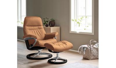 Stressless® Relaxsessel »Sunrise«, mit Signature Base, Größe S, Gestell Schwarz kaufen