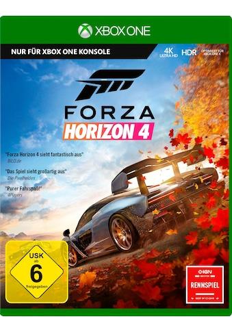 Xbox One Spiel »Forza Horizon 4«, Xbox One kaufen