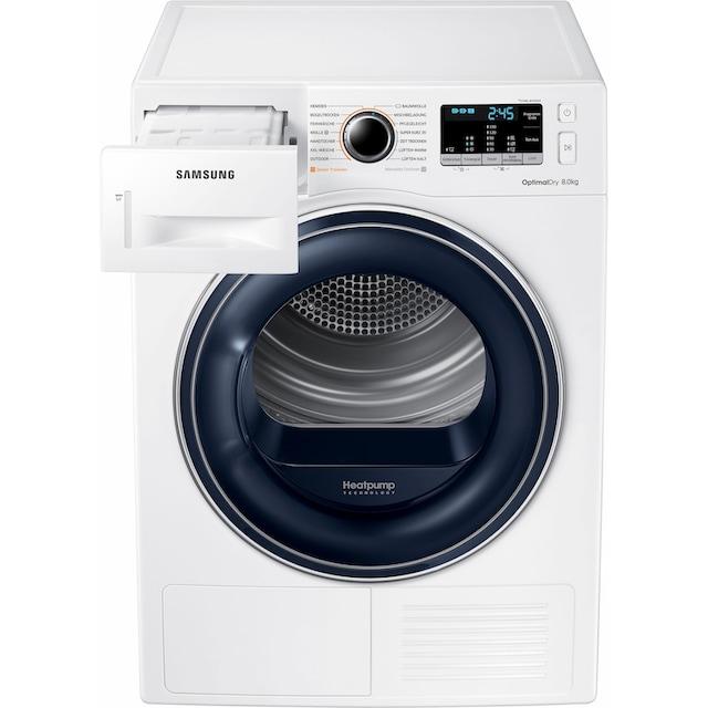 Samsung Wärmepumpentrockner DV5000 DV81M50103W/EG, 8 kg