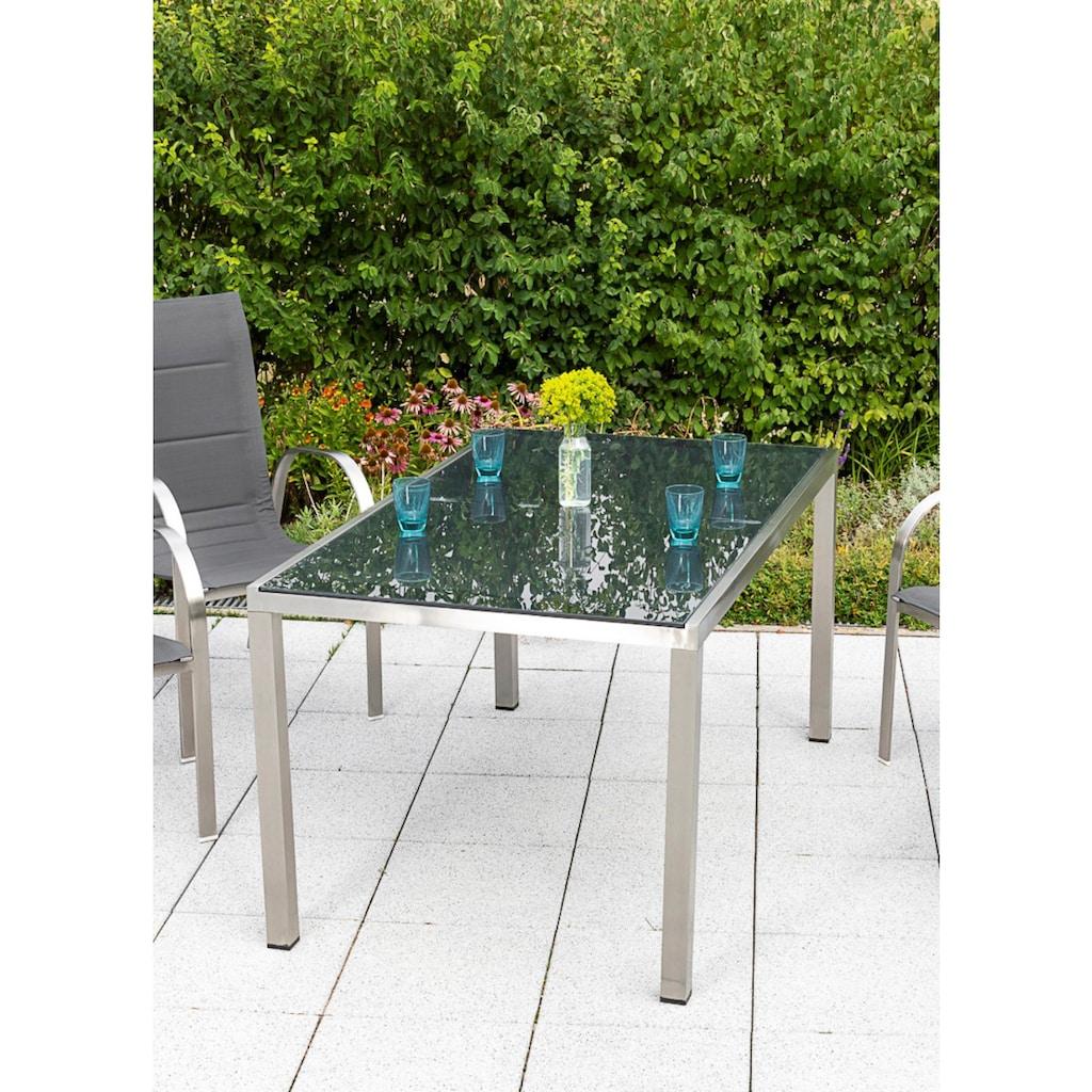 MERXX Gartentisch »Ferrara«, 90x150 cm