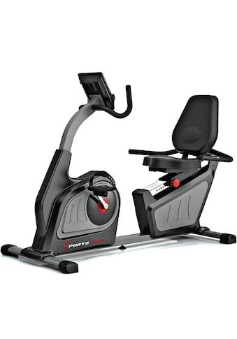 Sportstech Ergometer »ES600«, Liegeergometer Heimtrainer mit Rückenlehne kaufen