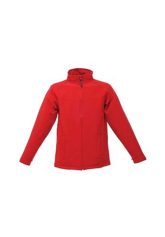 Regatta Softshelljacke »Uproar Herren Softshell - Jacke / Fleece - Jacke« kaufen