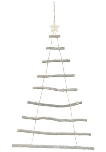 Dekoobjekt »Weihnachtsbaum«, für die Wand, Höhe 87 cm kaufen