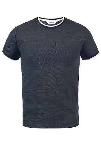 Solid Rundhalsshirt »Saul« kaufen