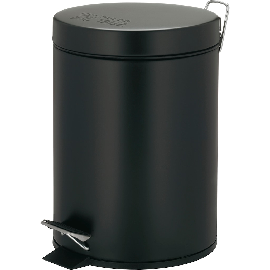 TOM TAILOR Kosmetikeimer »SOHO BLACK«