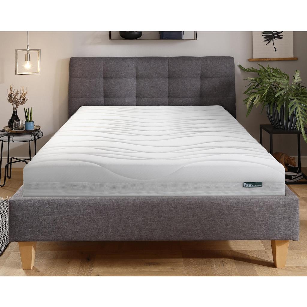 f.a.n. Schlafkomfort Komfortschaummatratze »f.a.n. Flex KS«, (1 St.), von Stiftung Warentest »GUT (2,5)«, getestet in Größe 90x200 cm in Härtegrad 3
