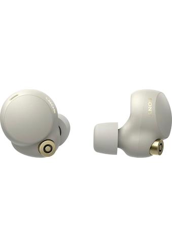 Sony Kopfhörer »WF-1000XM4 kabelloser Earbuds«, A2DP Bluetooth (Advanced Audio... kaufen