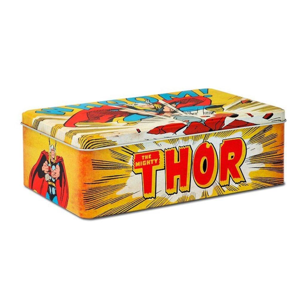 LOGOSHIRT Blechdose mit Thor-Motiv