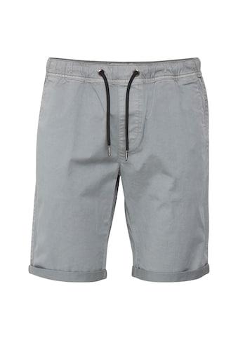 Blend Chinoshorts »Bradley«, Chino Shorts mit elastischem Bund und Kordel kaufen
