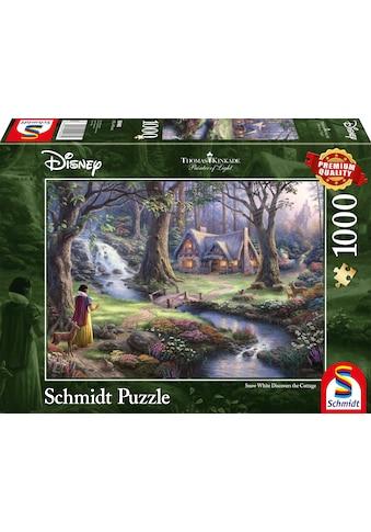 """Schmidt Spiele Puzzle """"Disney, Schneewittchen"""" kaufen"""