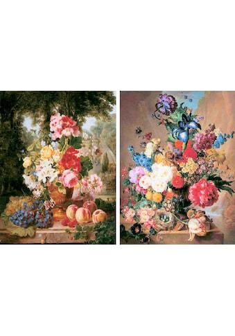 DELAVITA Kunstdruck »WAINWRIGHT / A vase of Summer, Poppies….«, (1 St.) kaufen