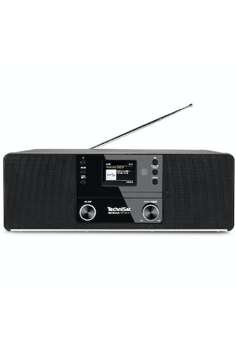TechniSat CD-Player »DIGITRADIO 370 CD IR«, (A2DP Bluetooth-WLAN-Bluetooth-CD... kaufen