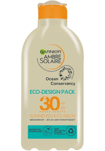 GARNIER Sonnenschutzmilch »Ambre Solaire«, Eco-Design Pack kaufen