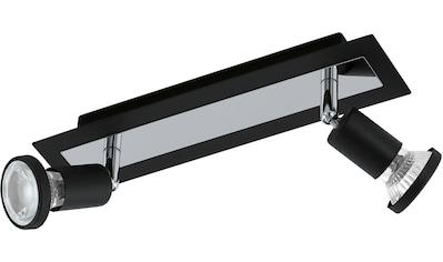 EGLO LED Deckenspots »SARRIA«, LED-Board-GU10, Warmweiß, LED Deckenleuchte, LED... kaufen
