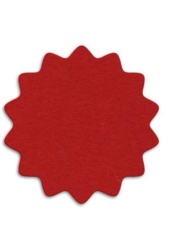 Wall-Art Tischdecke »Rote Weihnachtsbaumdecke Floral«, (1 St.) kaufen