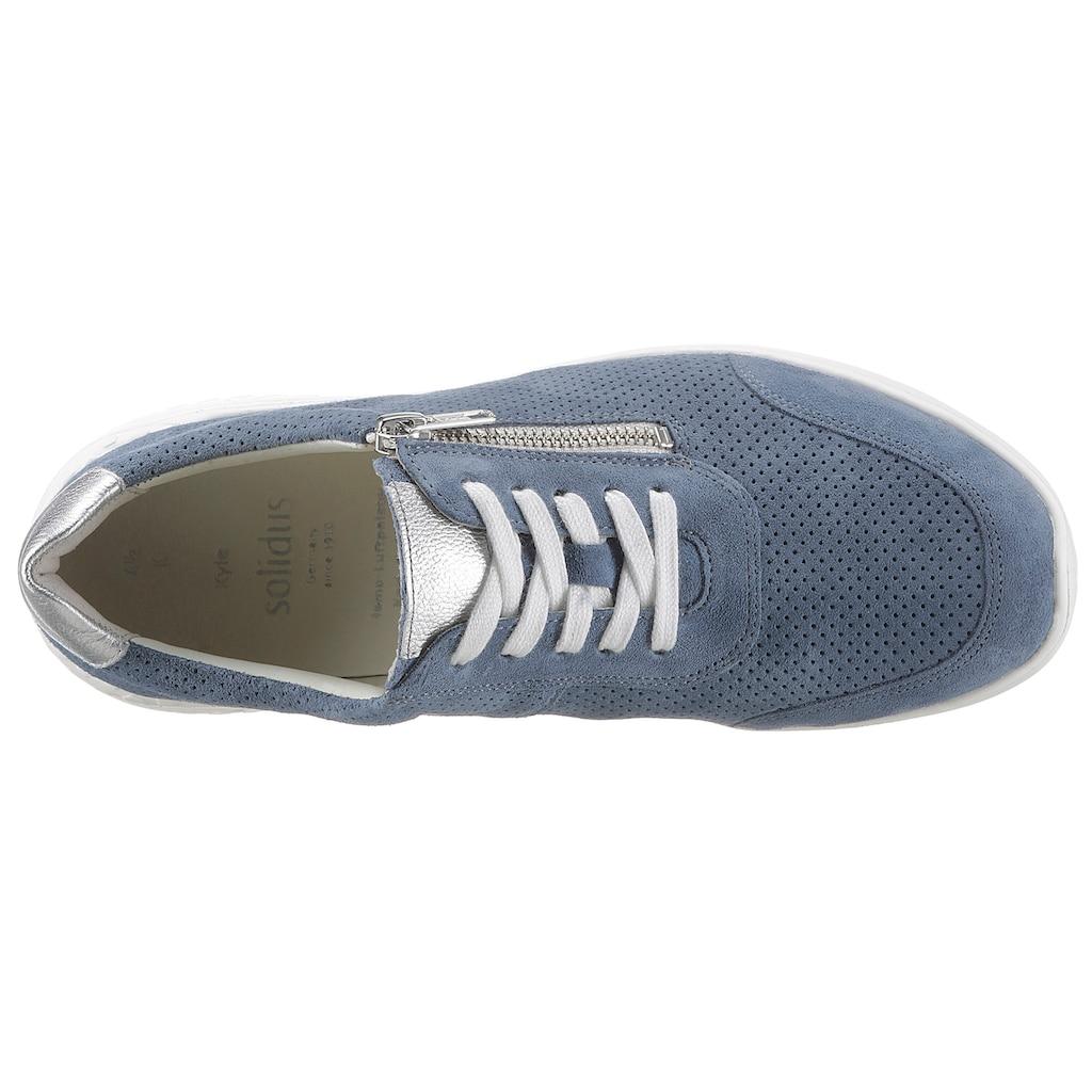 SOLIDUS Schnürschuh »KYLE«, in Schuhweite H (sehr weit)