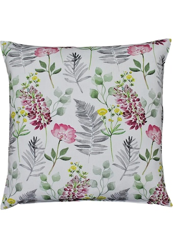 HOSSNER - HOMECOLLECTION Kissenhülle »32487 Flora«, (1 St.) kaufen