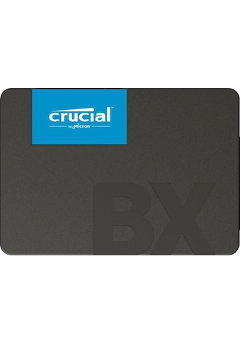 Crucial interne SSD »BX500 3D NAND SATA 480GB« kaufen